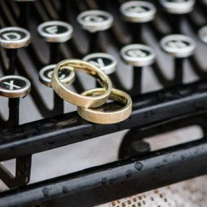 "Feinheit Goldschmiede - ""The Story of Love"" Eheringe"