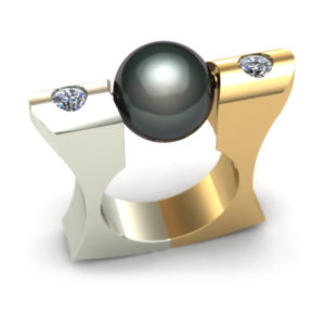"""Königin der Meere"" Ring Image"