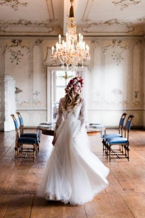 Rokoko Love Styled Wedding Shooting