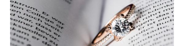 Feinheit Goldschmiede Verlobungsringe